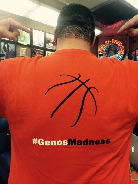 #GenosMadness Sweepstakes