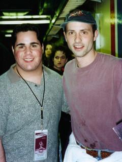 Brian Boitano and Geno