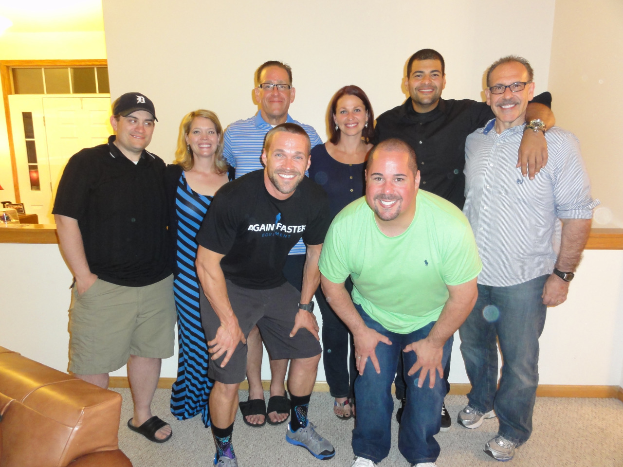The Extreme Weight Loss Team and Geno