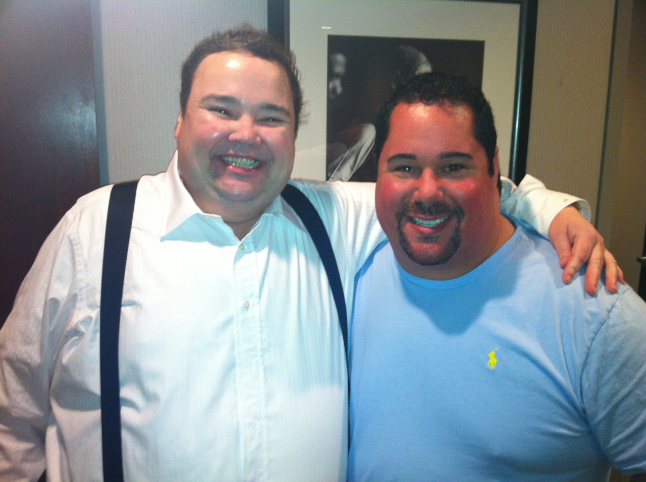 John Pinette and Geno