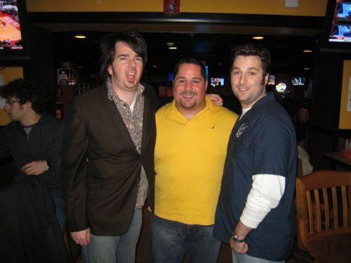Mark Riccadonna and Kevin Downey Jr.