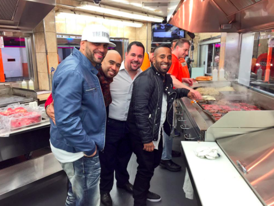 TKA at Geno's Steaks