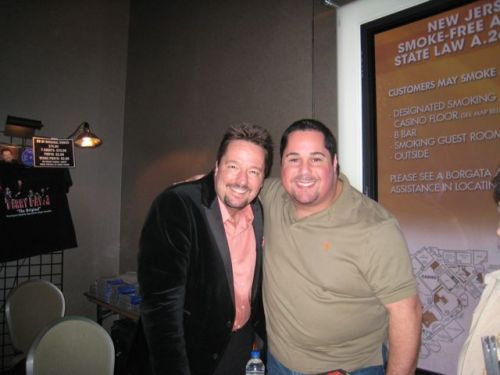 Terry Fator and Geno