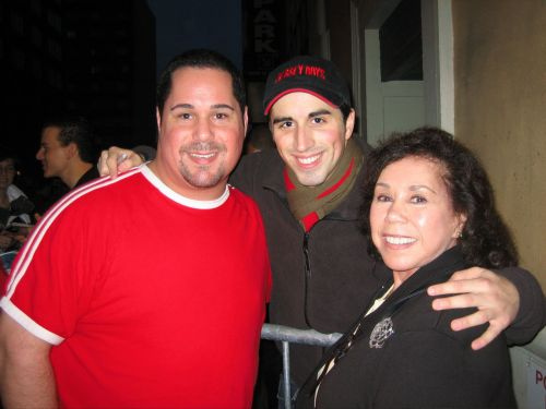 Cast of Jersey Boys 2 and Geno