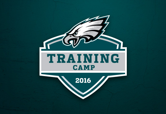 Geno's Steaks Goes to the Eagles Training Camp