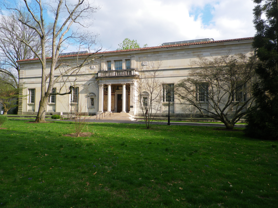 View the Timeless Masterpieces at the Barnes Foundation!