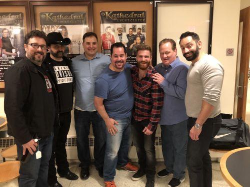 Mark-Riccadonna-Dustin-Chafin-Joel-Richardson-Mike Sicoli-Richie-Byrne-Kevin-Israel