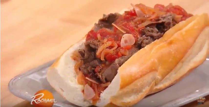 Geno's on the Rachael Ray Show