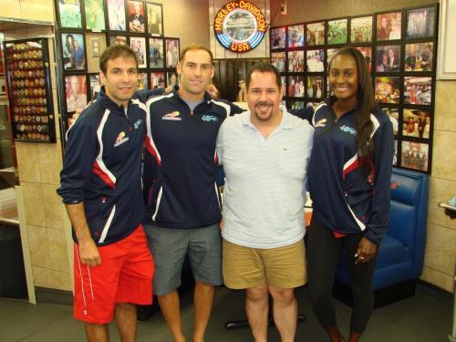 USA Men's & Womens Tennis