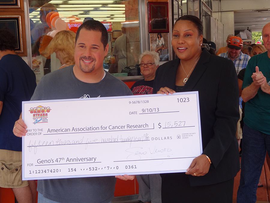 Geno's Steaks Celebrates 47th Anniversary with Customer Appreciation Day