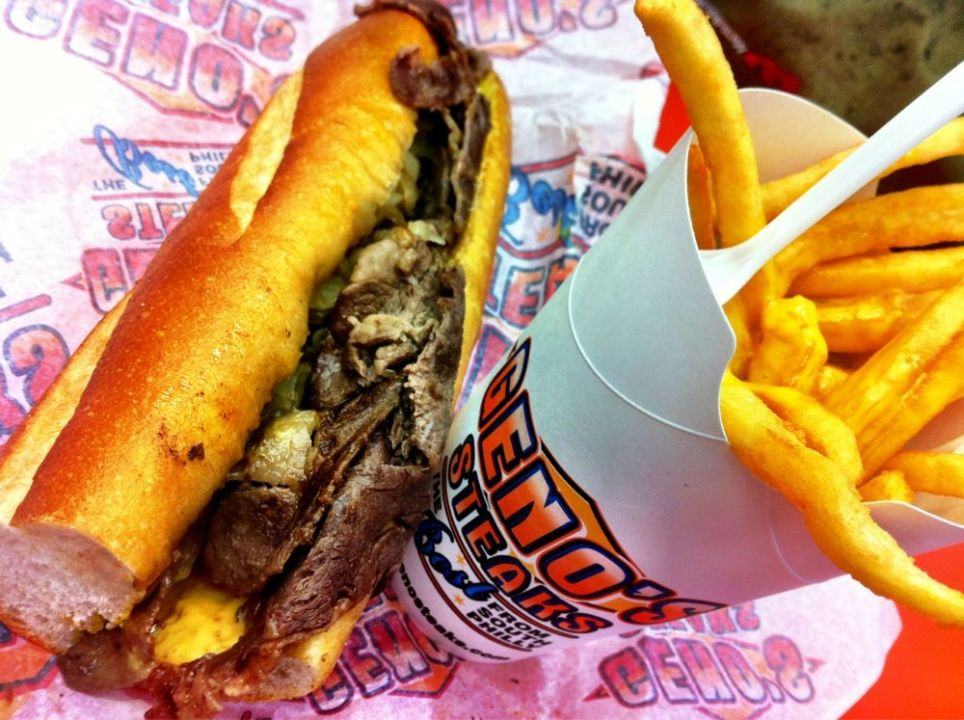 Vote for Geno's on Philly Happening