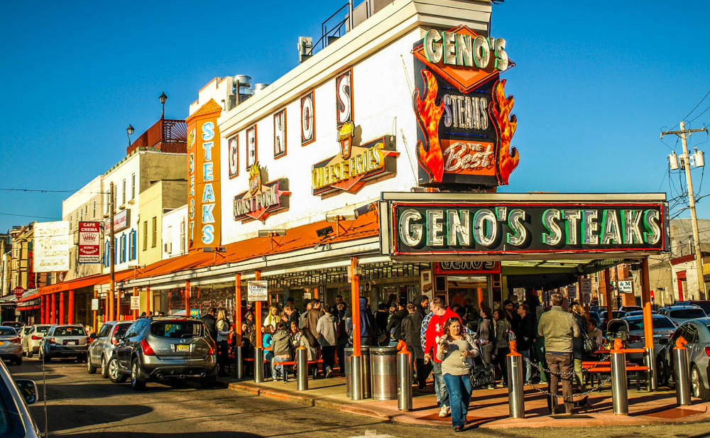 Geno's Guide to Philadelphia