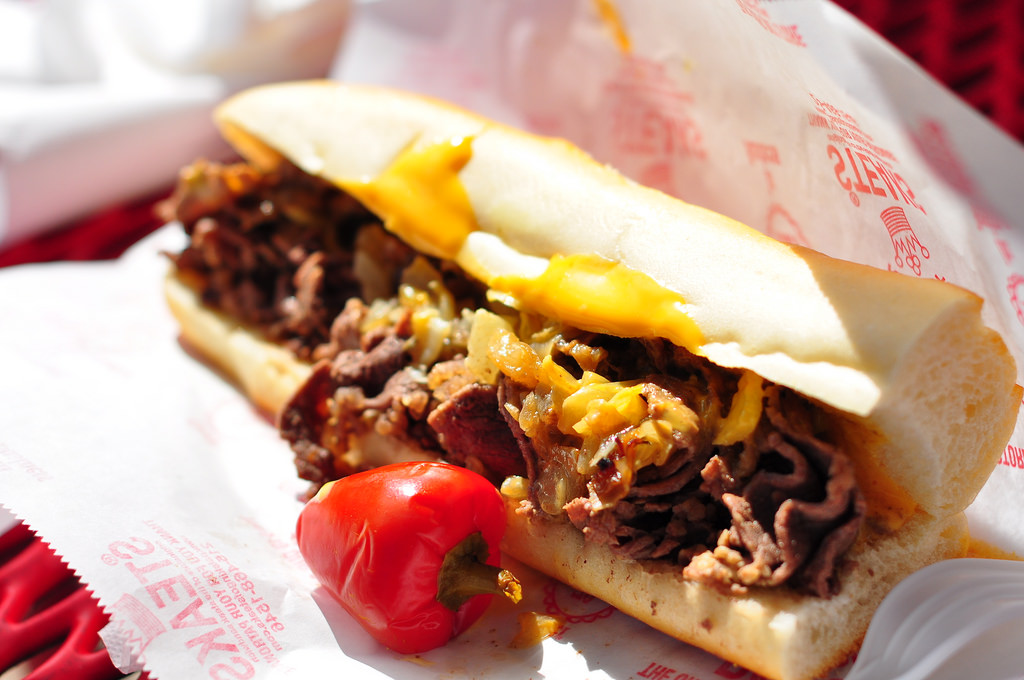 Business Insider: We compared the two most famous cheesesteaks in the world…
