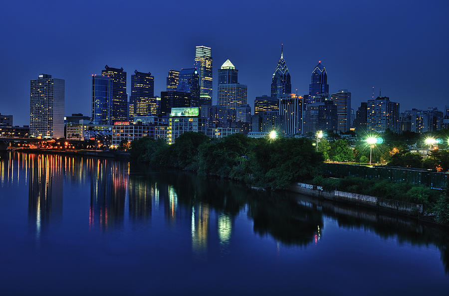 Philly Skyline - philadelphia attractions