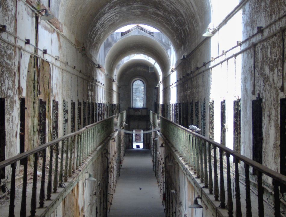 Nothing says Fall like Terror Behind the Walls at Eastern State Penitentiary