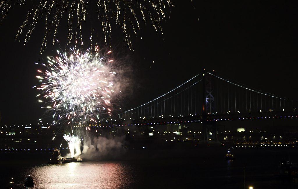 New Year's Eve in Philadelphia