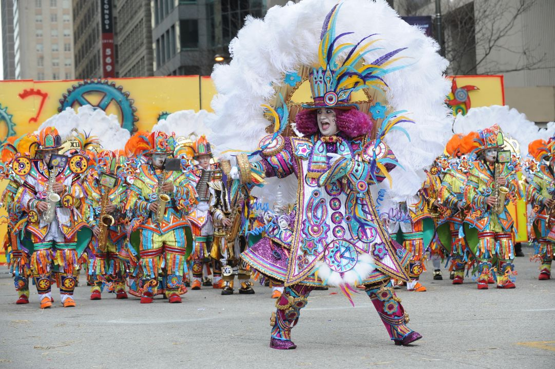 5 Things you Probably Don't Know About the Mummers Parade