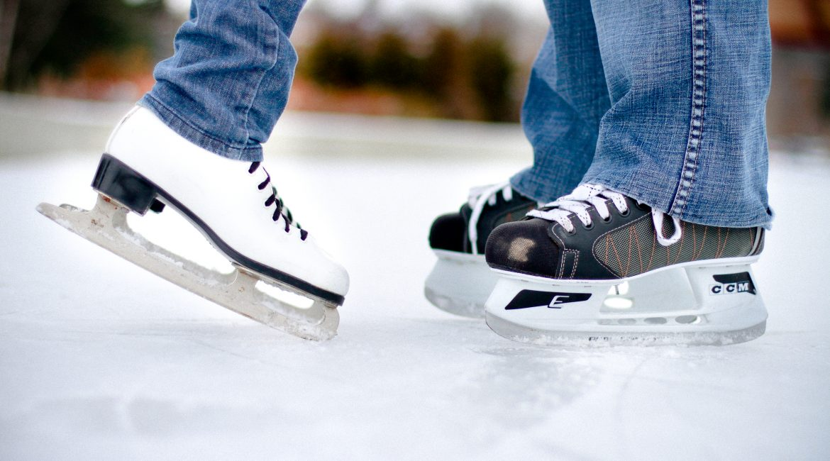 Philadelphia outdoor ice skating rinks