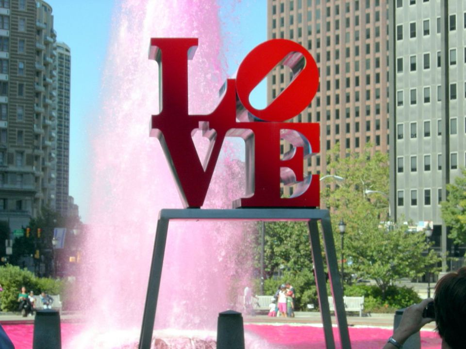 Check out these Philadelphia Attractions for Valentine's Day