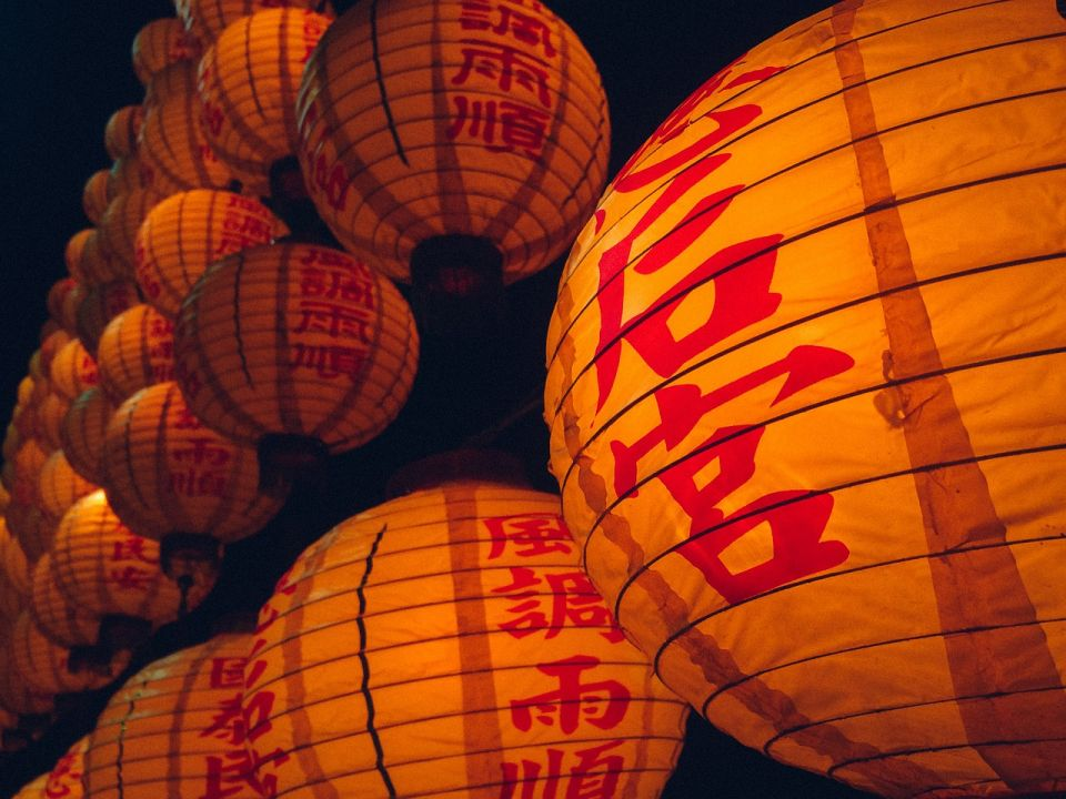 Franklin Square to Light Up with the Return of the Philadelphia Chinese Lantern Festival