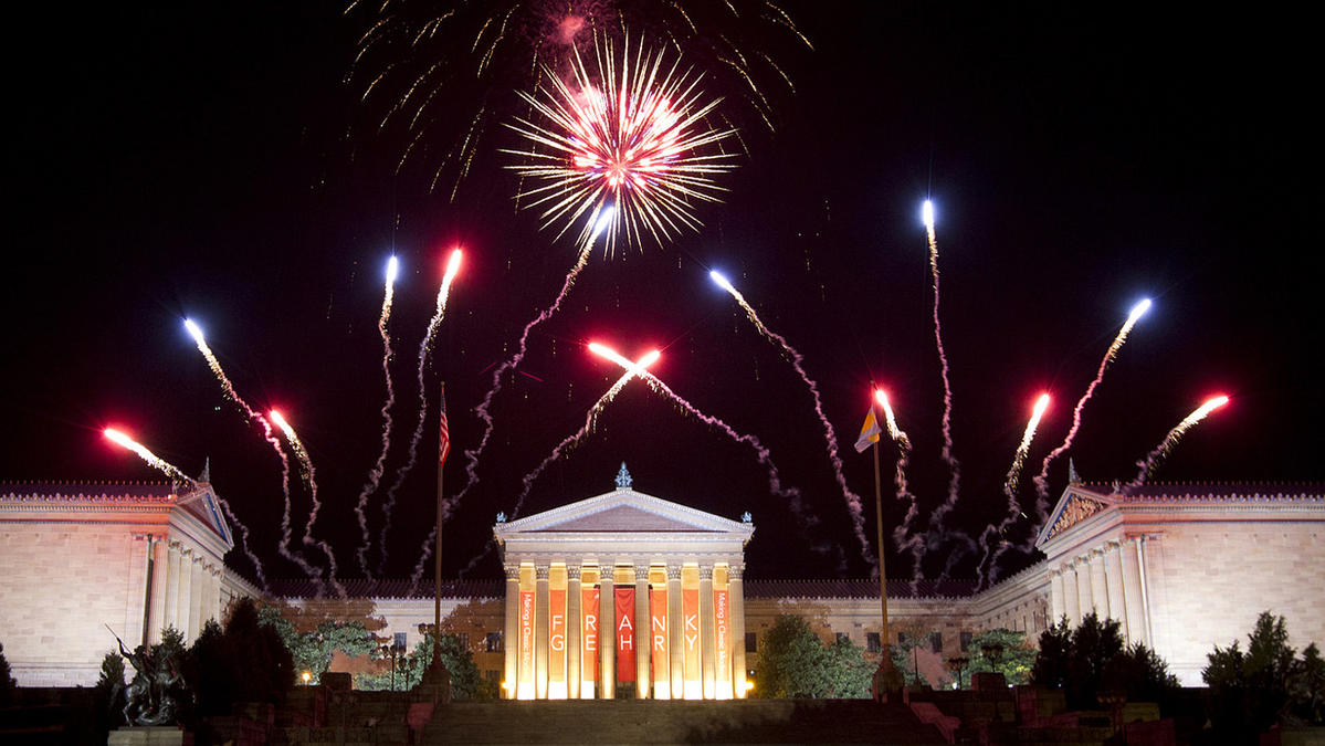 Celebrate Independence Day with the Wawa Welcome America! Event