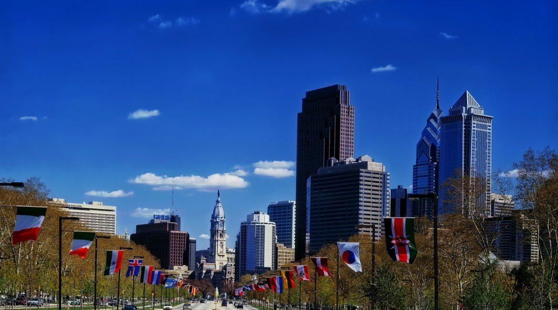 Philadelphia parkway
