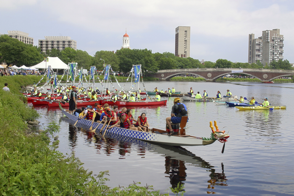 Experience History and Color at the Philly Dragon Boat Festival!