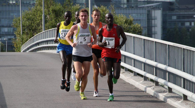 marathon runner - famous philly cheesesteak