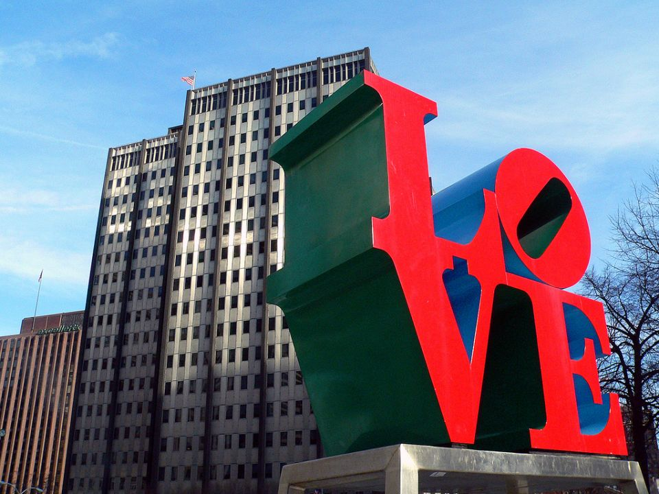 Celebrate the Reopening of LOVE Park