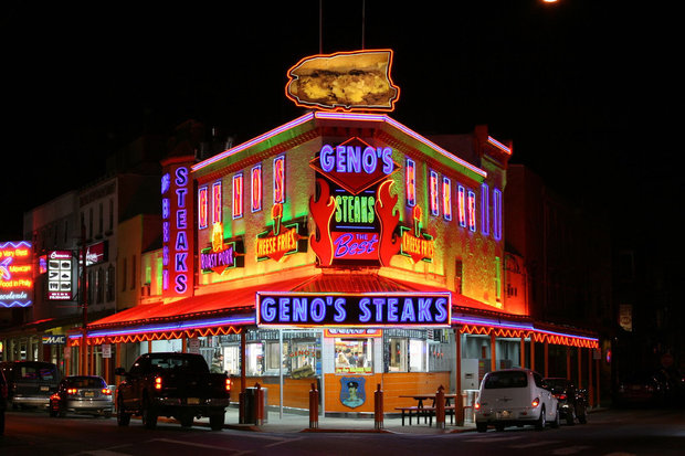 Attending Wizard World Comic Con Philadelphia? Don't forget to hit up Geno's Steaks while you're in town