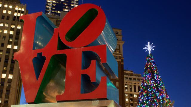 Ring In The Season At These Holiday-Themed Events Then Grab The Best Philly Cheesesteak
