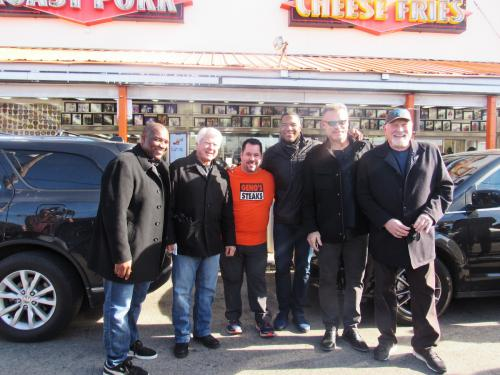 NFL-Fox-Crew-Curt Menefee-Jimmy Johnson-Michael Strahan-Howie Long-Terry Bradshaw